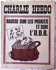 Charlie hebdo n°108 du 11/12/1972 Couverture Reiser - Le Grand Duduche -