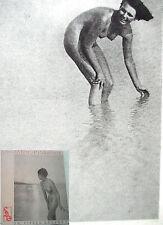 Grabner DIE AKTPHOTOGRAPHIE 1947(!), FKK, A. Feininger. SELTEN