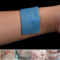 Silicone Scars Removal Patch Deep Repair Trauma Burn Scar Sheet Skin Care Pop UK