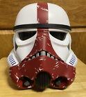 Star Wars The Black Series Incinerator Stormtrooper Electronic Helmet No Box