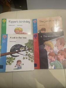 Oxford Reading Tree Scheme Booksx 4 Stage 2/3/4
