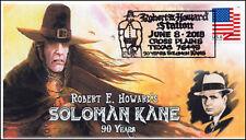 18-131, 2018, Robert E Howard, Solomon Kane, Pictorial, Event Cover,