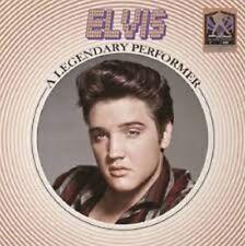 ELVIS PRESLEY - A LEGENDARY PERFORMER - 16 CD's