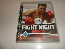 PlayStation 3   Fight Night Round 3