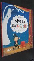 Ann Rocard Vive La Magia Gilles Scheid Ed. Lito 2000 Demuestra Buen Estado
