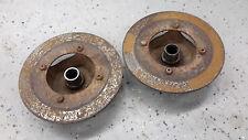 2001 Arctic Cat 500 4x4 automatic ATV front wheel hub brake rotor 250 300 375