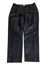 REISS Ladies Navy Smart Formal Work trousers UK 10 USA 6 EXCELLENT CONDITION