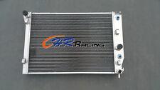 FOR ALUMINUM RADIATOR CHEVY CORVETTE Z06 C5 350 5.7L V8 A/T 1997-2004 2001 2002