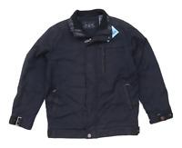 C&A Mens Size M Cotton Blend Black Jacket
