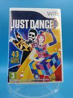 jeu video nintendo wii U complet TBE VF juste dance 2016