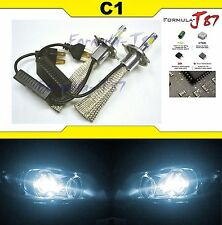 LED Kit C1 60W HS1 PX43t 6000K White Head Light Bulb Replace Bike Motorcycle