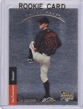 TIM LINCECUM ROOKIE CARD Upper Deck SP RC 2007 San Francisco Giants Baseball