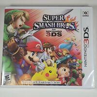 Super Smash Bros. (3DS, 2014) Brand New Factory Sealed