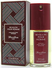 Revillon pour Homme After Shave Tonic 60 ml Spray