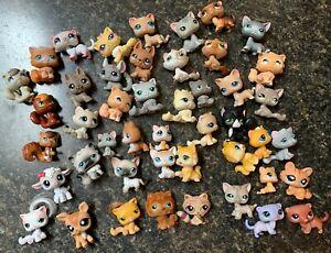 Littlest Pet Shop McDonalds, Sea Animals, Cats, Dogs, More 120+ Most R 2005-2007