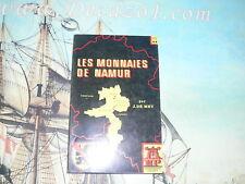 NP 11 J. de Mey Les Monnaies de Namur 946-1714 Ed 1971. Numismatic pocket