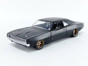 Jada Toys Fast & Furious F9 1:24 1968 Dodge Charger Widebody Die-cast Car,...