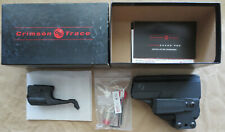 Crimson Trace Ll-803-Hbt-G42 Laser/Light/Iwb Holster Glock 42 Only 380acp Ll803