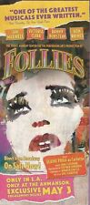 STEPHEN SONDHEIM's FOLLIES with VICTORIA CLARK and JAN MAXWELL and ELAINE PAIGE