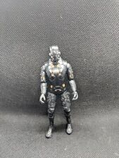 """Disney 2010 Tron Legacy 3"""" Action Figure Black Guard Spin Master Loose"""
