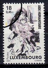 Specimen, Luxembourg Sc1058 Humanitarian Aid.