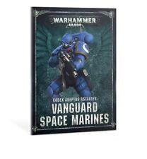 Warhammer 40K Shadowspear Space Marine Primaris Vanguard Codex