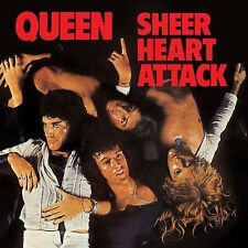 QUEEN - SHEER HEART ATTACK: DELUXE EDITION 2CD ALBUM (2011 DIGITAL REMASTER)