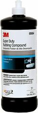 3M 05954 - Super Duty Rubbing Compound (Quart) - FREE SHIPPING
