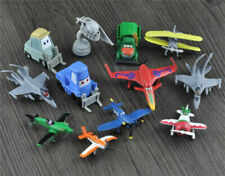 12Pcs Pixar Planes Cars Helicopter Action Figures Toy Kid PVC Toy Gift