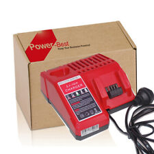 NEW For Milwaukee M12 M18 18V Battery Charger 48-59-1812 Lithium US Plug Fast