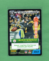 2019 Panini NFL Five Ben Roethlisberger Pittsburgh Steelers QB RARE #R154-19