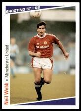 Premier League Manchester United Football Trading Cards & Stickers (1991-1992 Season