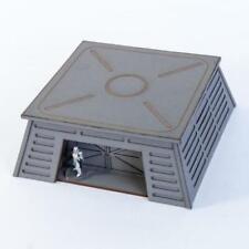 4Ground Jesserai Terrain 28mm  Sci-Fi Bunker (Pre-Painted) New