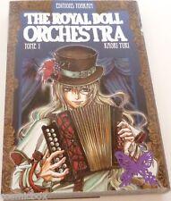 Manga The ROYAL DOLL ORCHESTRA tome 1 tokam éditions en Français très bon état