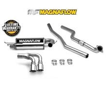 MAGNAFLOW 2007-2009 SATURN SKY 2.4L CATBACK EXHAUST SYSTEM STAINLESS STEEL