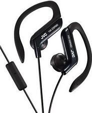 JVC HA-EBR80K Black, Sport Over the Ear & Mic Headphones – Genuine and Brand new