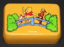 gelbe Seifendose Winnie Puuh (Winnie the Pooh), B-Ware, Sonderpreis, Disney