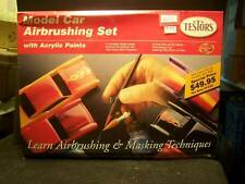 Testors, Model Car Airbrushing Set - (4823)