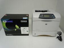 HP Laserjet 4350N Printer & NEW MSE HP Q5942X (42X) Toner Cartridge +1 Year Warr