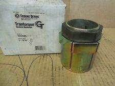 "Fenner Drives Trantorque GT Keyless Bushing 6202566 2-3/16"" Bore New"