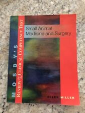 Mosby'S Review For Clinical Competency Test: Small Animal By Ellen Miller New