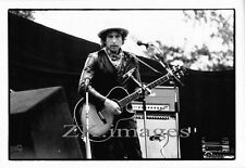 BOB DYLAN Europe Tour Concert Photo 1984