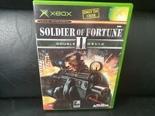 Soldier Of Fortune II: Double Helix, Xbox Game, Trusted Ebay Shop