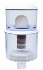 4 Gallon water filter purifier bottle ceramic PH mineral for cooler dispenser