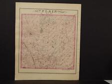 Ohio Stark County maps, Pike or Plain Townhip, 1875  Double Sided J3#72