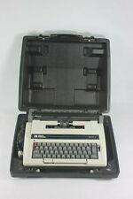 Smith-Corona Electra XT Portable Electric Typewriter with case
