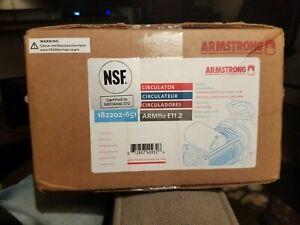 Armstrong Pumps Inc. 182202-651 Circulator Pump,120V,1/6 Hp,3300 Rpm