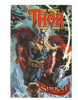 THOR SPIRAL TPB NEAR MINT+ 1ST PRINT MARVEL LORD OF ASGARD NORSE MYTHOLOGY
