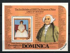 Dominican Postage Thematic Postal Stamps