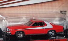starsky & hutch 1974 ford gran torino movie car diecast model 1/64 greenlight